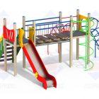 Детский игровой комплекс 2.311 H=1500