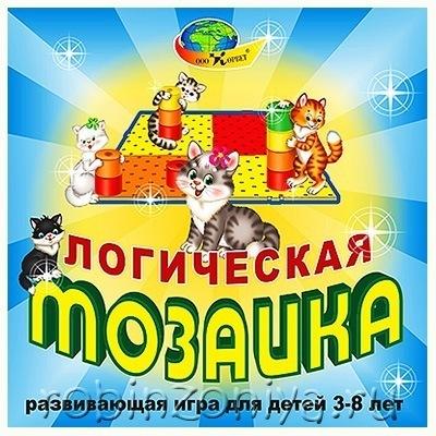 Занятия ТРИЗ Логическая мозаика купить в интернет-магазине robinzoniya.ru.