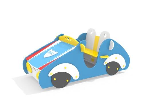 Машинка МФ 4.161 для детской площадки купить в Воронеже в интернет-магазине robinzoniya.ru.