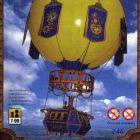 Сборная модель из картона Воздушный шар