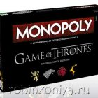 Монополия Игра престолов / Hasbro