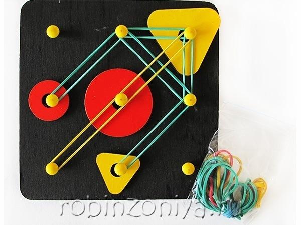 Обучающая игра Волшебная дощечка купить в интернет-магазине robinzoniya.ru.
