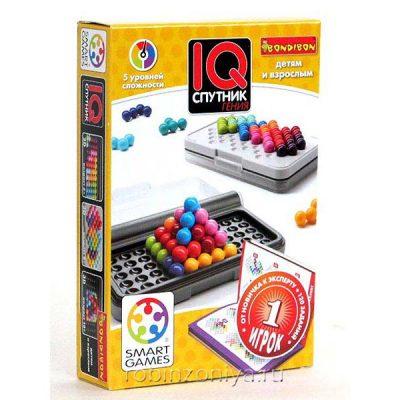 Игра логическая BONDIBON IQ - Спутник гения