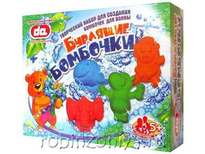 Бомбочки для ванны своими руками Животные
