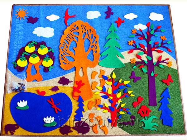 Фиолетовый лес малый по цене 6930 руб. купить с доставкой по России купить в интернет-магазине Робинзония.