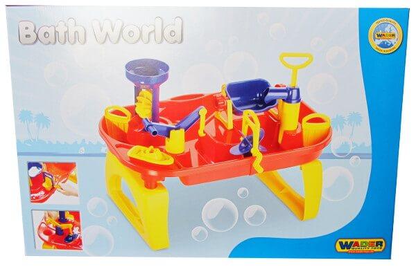 Игрушка для купания Водный мир Wader toys купить в интернет-магазине robinzoniya.ru.