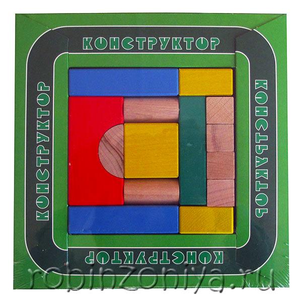 Кубики Престиж строительный набор 20 купить в интернет-магазине robinzoniya.ru