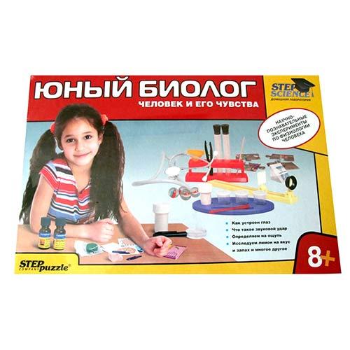 Набор Юный биолог купить в интернет-магазине robinzoniya.ru.