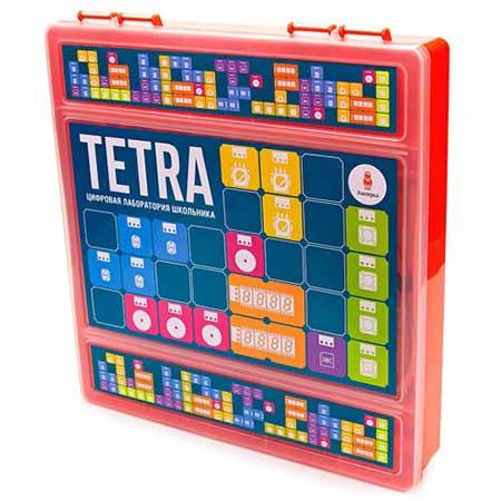 Tetra представляет собой полноценный набор для изучения электроники и программирования от Амперка купить с доставкой по России в интернет-магазине robinzoniya.ru.