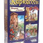 Настольная игра Каркассон Дворяне и башни