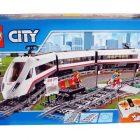Конструктор Lego City (Лего Сити) 60051 Скоростной пассажирский поезд, БД