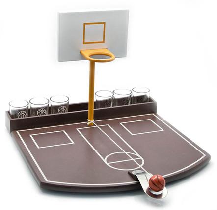 Алкоигра для вечеринок Баскетбол