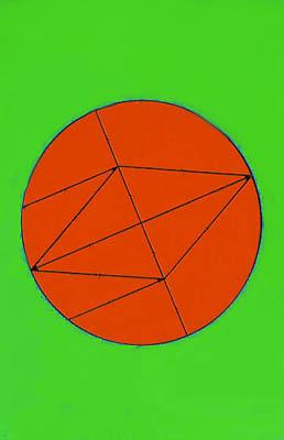 Головоломка Волшебный круг