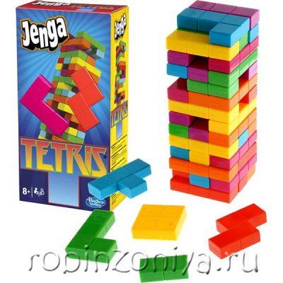 Дженга Тетрис, Hasbro