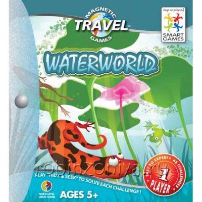 Игра магнитная для путешествий Подводный мир BONDIBON