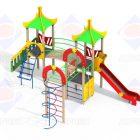 Детский игровой комплекс 3.04 — 15 H=1500