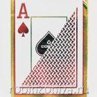 Пластиковые карты для покера Copag Texas Holdem, 100% пластик, увеличенный индекс