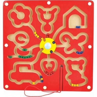 Лабиринт с шариками Фигуры