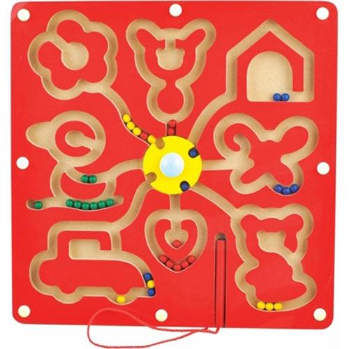 Игрушка лабиринт с шариками Фигуры купить в интернет-магазине robinzoniya.ru.