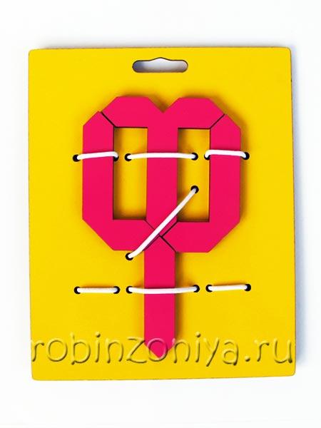 Игры Воскобовича конструктор букв 1 купить в интернет-магазине robinzoniya.ru.