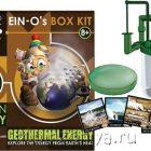 Набор опытов для детей Геотермальная энергия (Профессор Эйн)