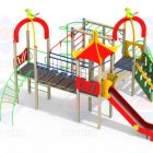 Детский игровой комплекс 3.213-15 H=1500