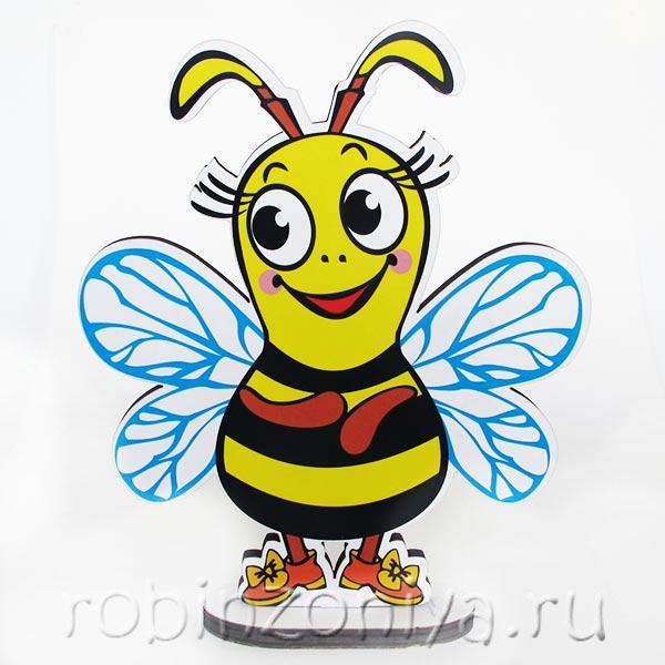 Игры Воскобовича Пчелка Жужа на подставке купить в интернет-магазине robinzoniya.ru.