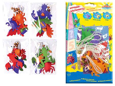 Набор для творчества Игрушки Альпинисты купить в интернет-магазине robinzoniya.ru.