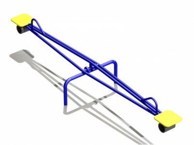 Качалка балансир металлическая без спинок