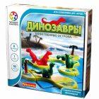 Игра логическая BONDIBON Динозавры. Таинственные острова