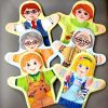 Куклы рукавички Семья (6 шт.)