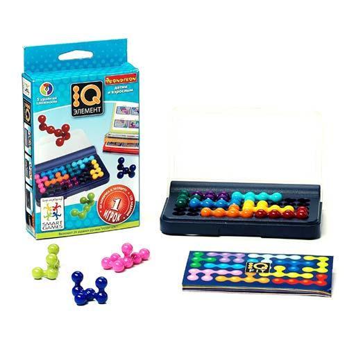Игра логическая Iq Элемент от BONDIBON купить в интернет-магазине robinzoniya.ru.