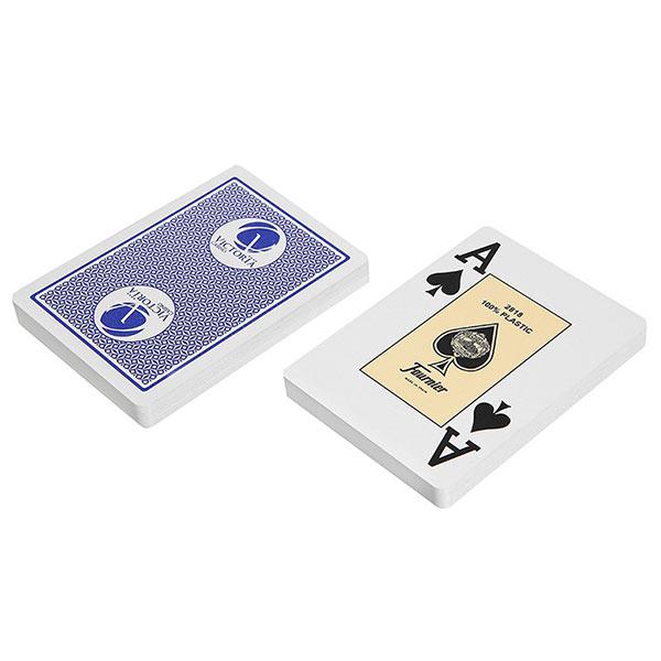 Пластиковые карты для покера Fournier 2818 Casino Victoria купить в Воронеже в интернет-магазине robinzoniya.ru.