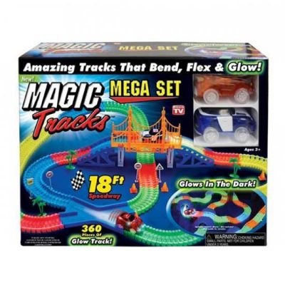 Гоночный трек Magic Tracks Мост 360 дет Мэджик Трек