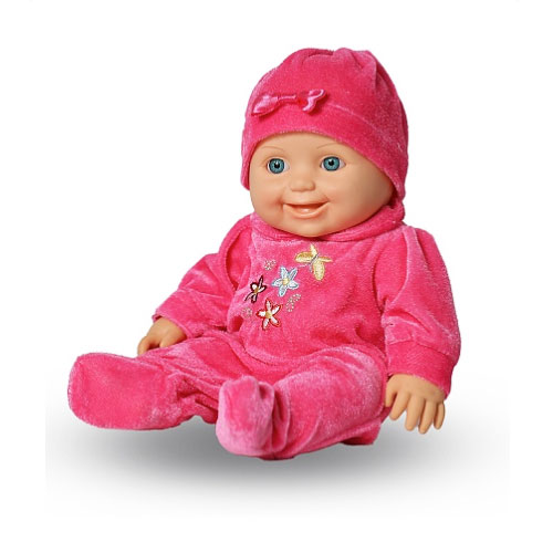 Кукла Малышка девочка 9 со звуком 30 см от Весна купить в интернет-магазине robinzoniya.ru.