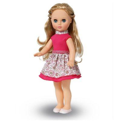 Кукла Мила 10 со звуком 38 см, Весна