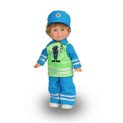 Кукла Митя Постовой 34 см со звуком от Весна купить в интернет-магазине robinzoniya.ru.