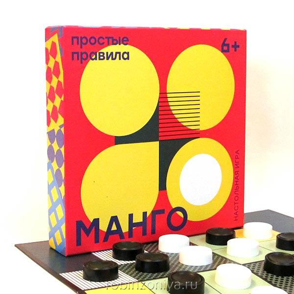 Настольная игра Манго от Простые правила