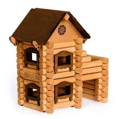 Томик деревянный конструктор Терем