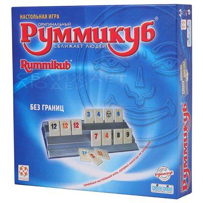 Настольная игра Руммикуб Без границ / Hasbro