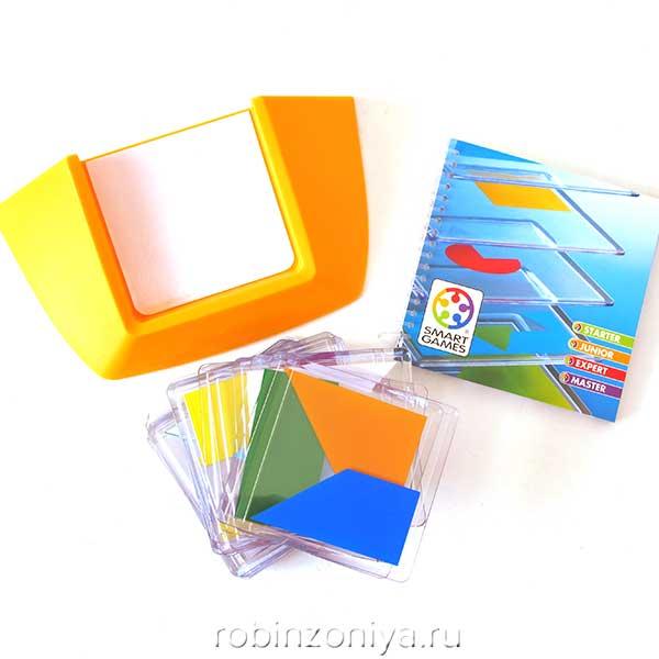Настольная игра Цветовой код / Bondibon