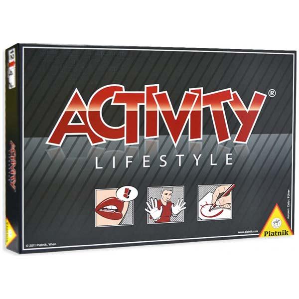 Настольная игра Активити Lifestyle купить в интернет-магазине robinzoniya.ru.