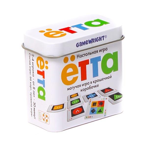 Настольная игра в компанию Етта купить в интернет-магазине robinzoniya.ru.