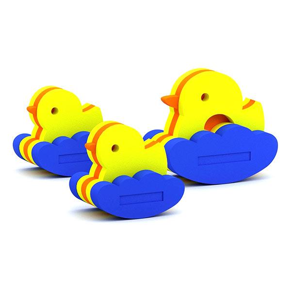Игрушки для купания Семейство уточек, El'Basco Toys