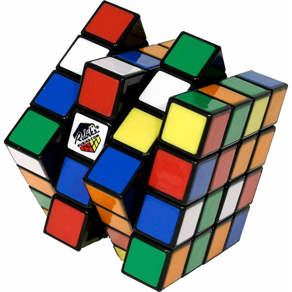 Кубик Рубика 4х4 Rubiks (оригинал без наклеек)