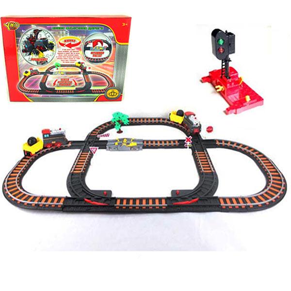 Железная дорога для детей Останови крушение