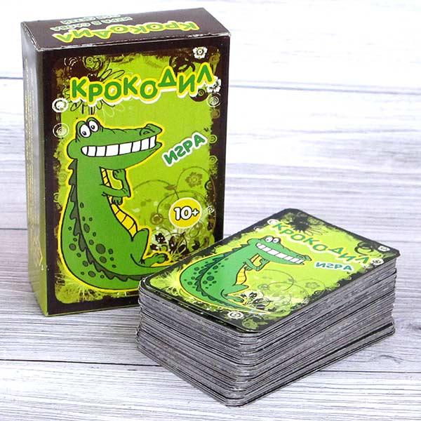 игра Крокодил Нескучные игры