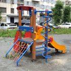 Детский игровой комплекс 4102
