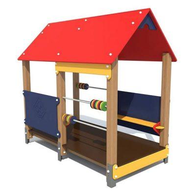 Детский игровой домик 5007