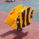 Качалка на пружине Рыбка 6107